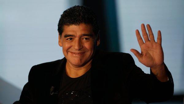 Diego Armando Maradona - 1