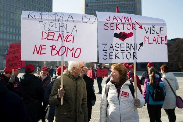 Shod sindikatov javnega sektorja - 13
