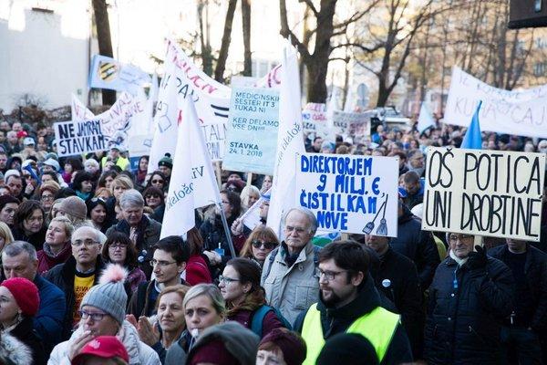 Shod sindikatov javnega sektorja - 22