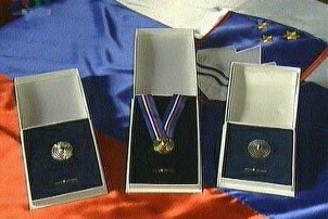 časten znak Slovenije