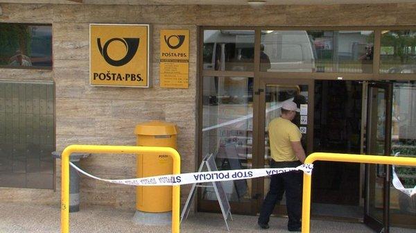 Pošta v Lescah