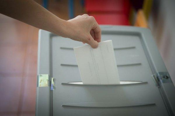 Glasovanje - 2
