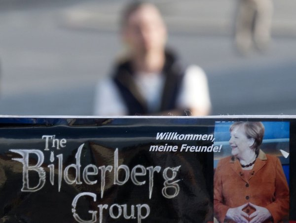 Bilderberg konferenca v Dresdnu - 3