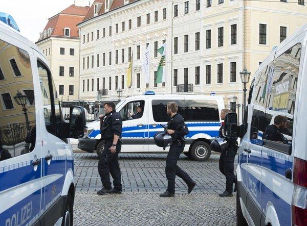 Bilderberg konferenca v Dresdnu - 2