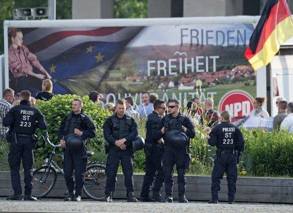 Bilderberg konferenca v Dresdnu - 1