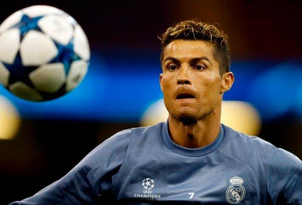 Real Madrid trening Cardiff - 1