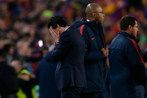Razočarani nogometaši PSG-ja - 2