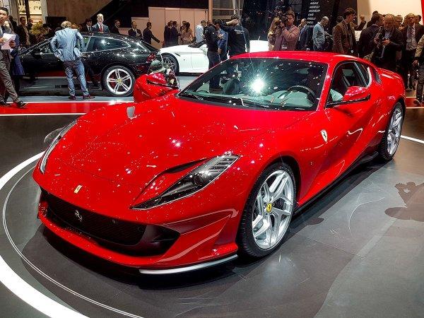 Fortrade Ferrari - 2