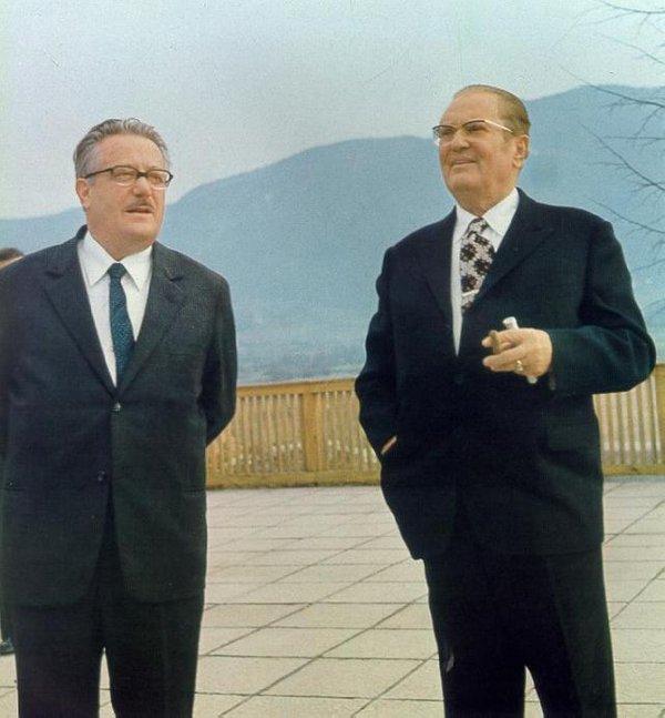Kardelj in Tito