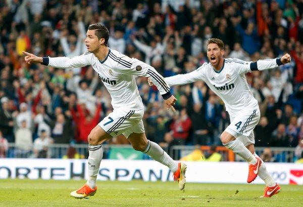 Finale španskega pokala Real Madrid - Atletico Madrid - 3