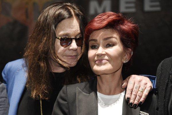 Sharon in Ozzy Osbourne