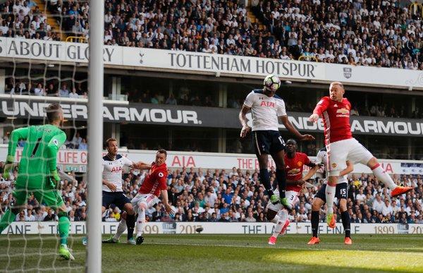 Tottenham Hotspur - Manchester United - 3