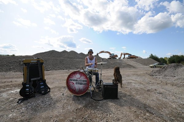 Demolition Group - Stokrat (snemanje)