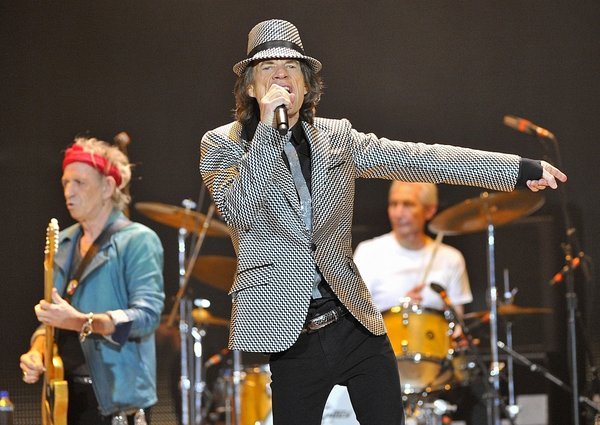 The Rolling Stones - O2 Arena, London - 10