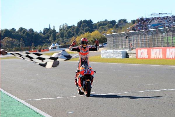Marc Marquez svetovni prvak motoGP v sezoni 2017 - 1