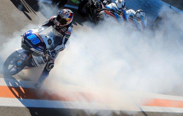 Dirka razreda moto3 za VN Valencie - 5