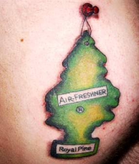 Tetoviranec