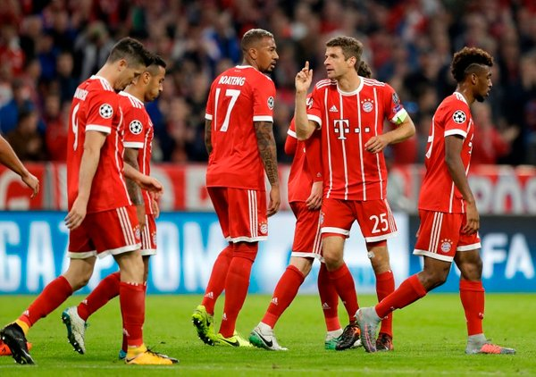 Bayern Munich - Sporting