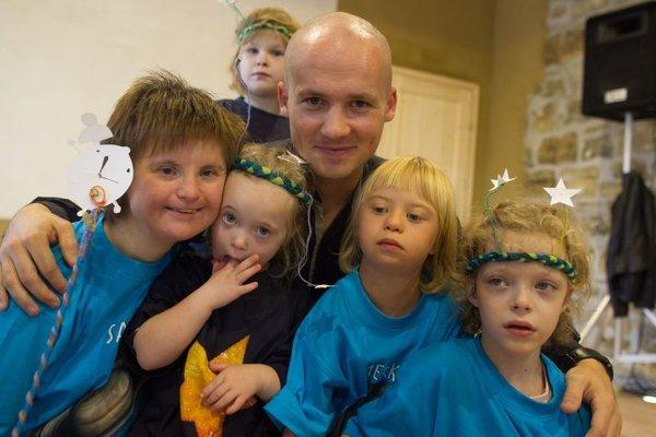 Center za otroke z Downovim sindromom v Koštaboni - 15