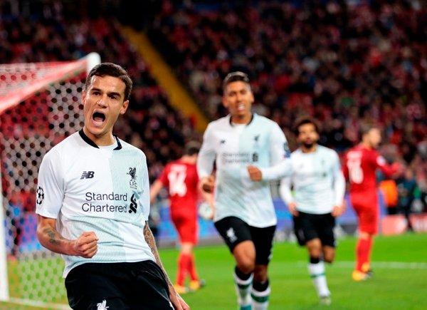 Spartak Moskva - Liverpool