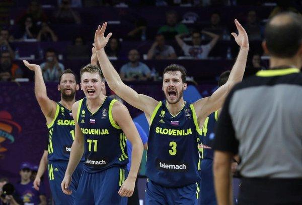 Slovenski košarkarji - 2