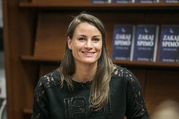 Sara Isaković: Pred spanjem vedno vizualiziram