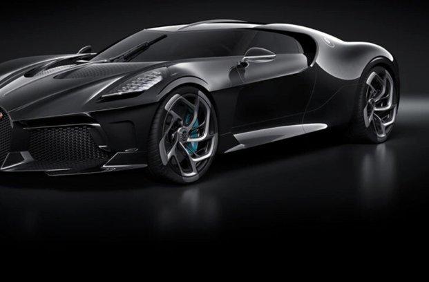 Jagodni izbor: predstavljamo 10 najdražjih avtomobilov na svetu