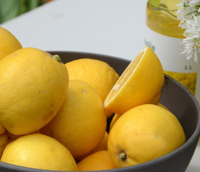 Kako pravilno shraniti limone?