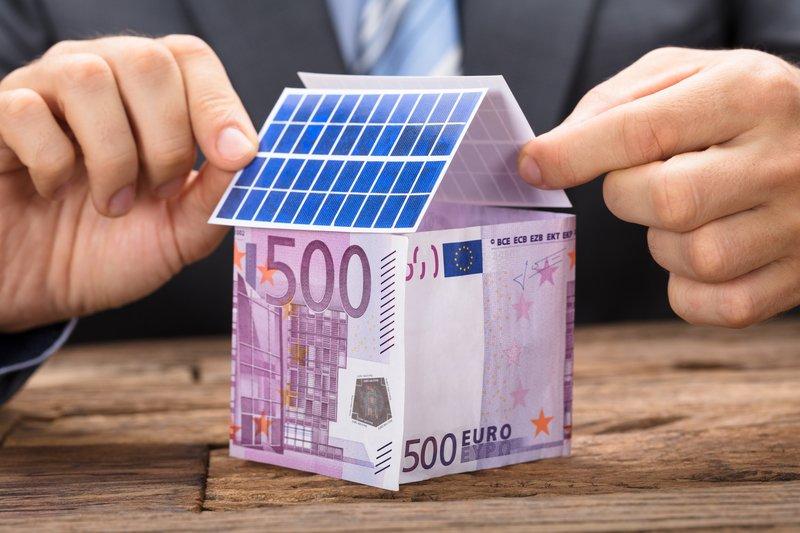 prihranek ob uporabi domače sončne elektrarne
