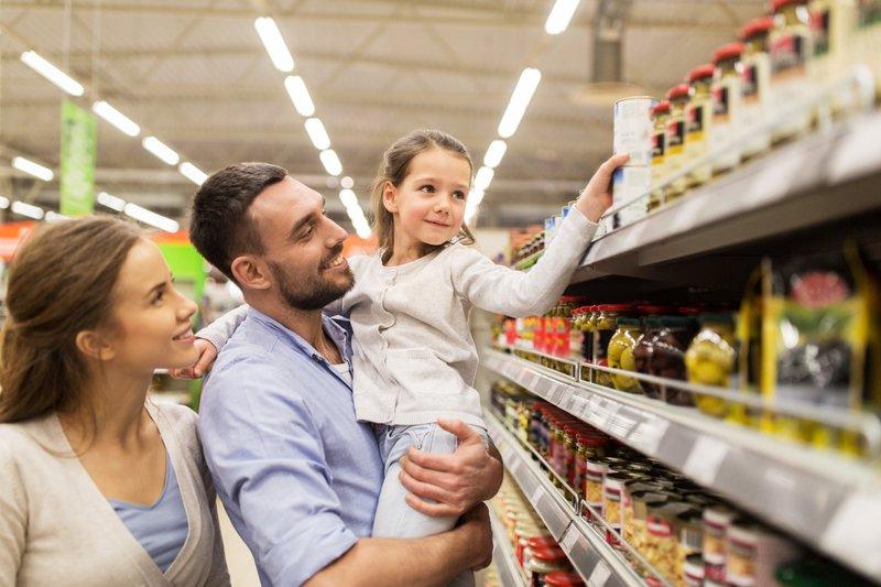 Koliko pa vi porabite za hrano in brezalkoholne pijače?