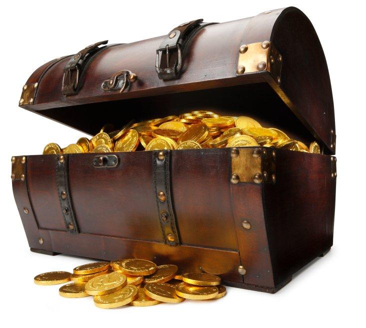 dbe374430679f Za nakup najdražjih stvari na svetu boste morali imeti še kako polno  skrinjo cekinov!