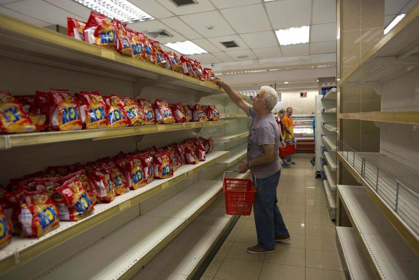 Venezuela humanitarna kriza