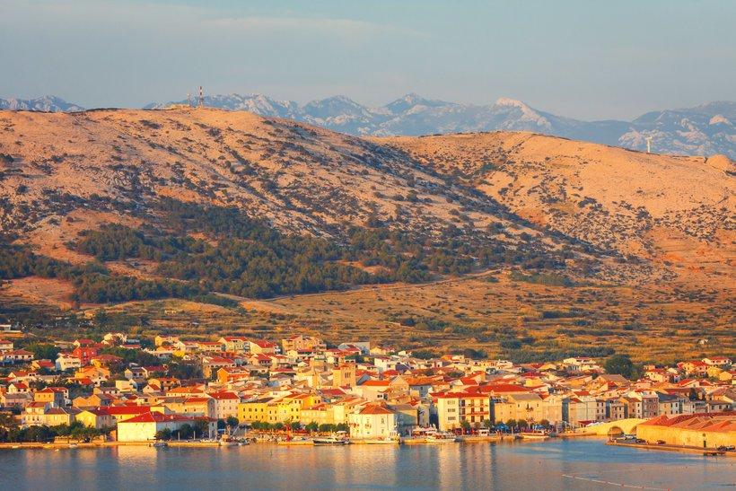 Slovenci imajo radi hrvaško obalo.