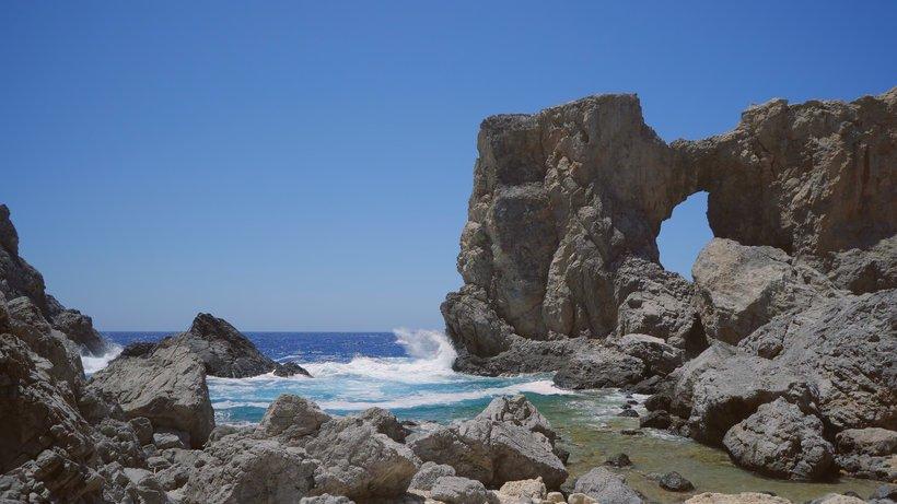 Na otoku Antikitera