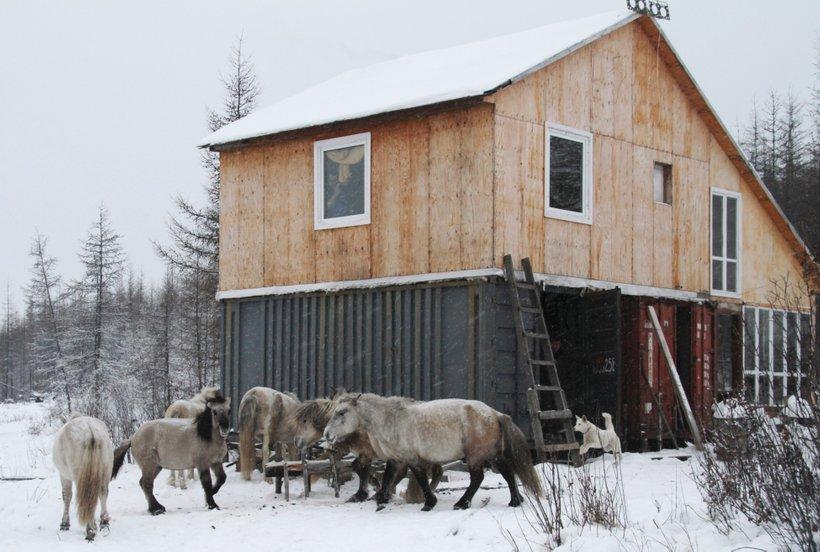 Podnebne spremembe bi lahko pripeljale do gostejšega poseljevanja Sibirije.