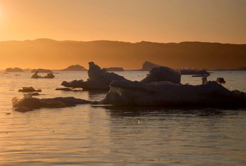 Območja blizu Arktike bi lahko postala pribežališče tistim, ki bodo zapuščali sušne predele okoli ekvatorja.