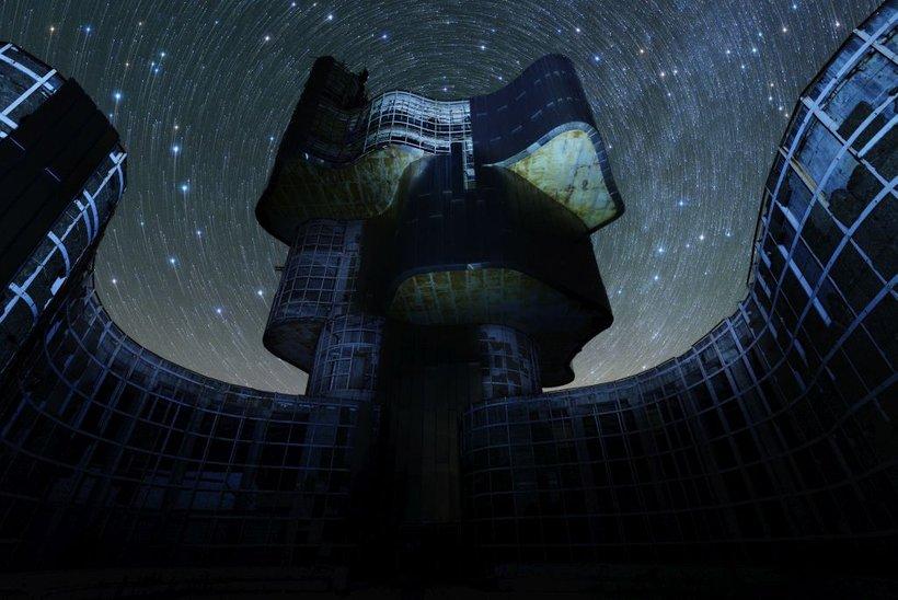 Območje Petrove gore je prvi mednarodni park temnega neba na Hrvaškem.