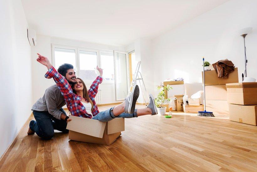 Izberite najboljši stanovanjski kredit.
