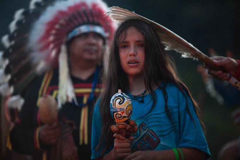 Xiuhtezcatl Martinez je eden vidnejših ameriških mladih okoljskih aktivistov.