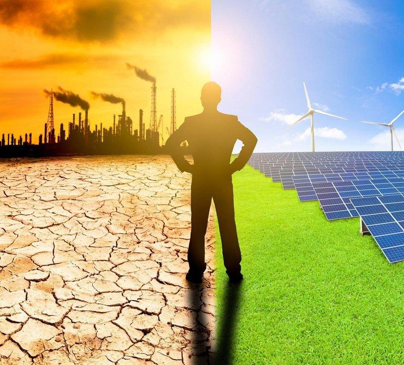 S podpisom Pariškega sporazuma smo se zavezali k prehodu v nizkoogljično družbo oziroma k zmanjševanju emisij toplogrednih plinov.