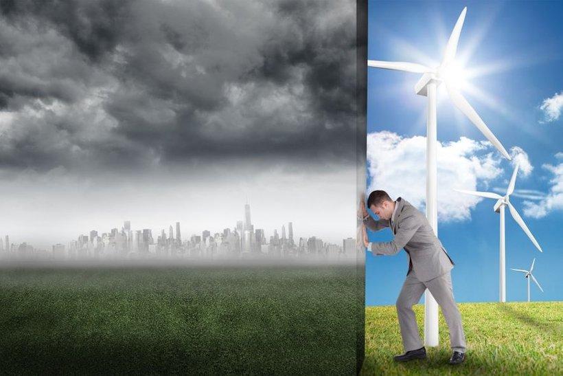 Vse več družb sveta se zaveda omejenosti zalog fosilnih goriv in njihovega negativnega vpliva na okolje.