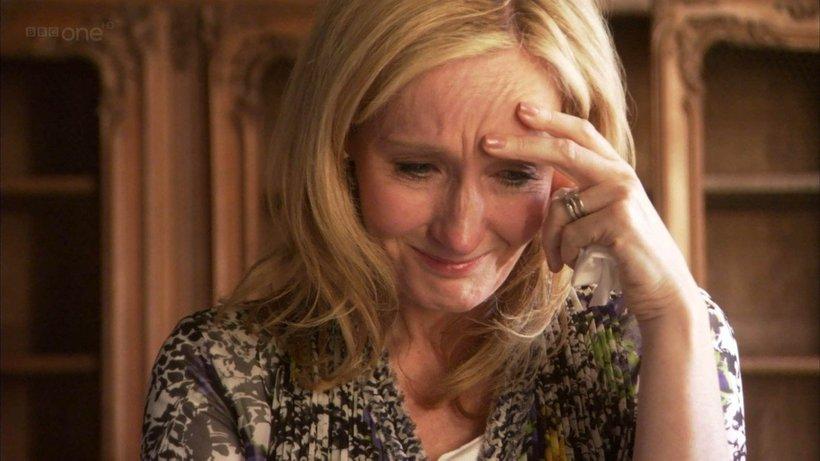 Življenje do Joanne ni bilo vedno prijazno. Znašla se je v globoki depresiji in pogosto razmišljala o samomoru.