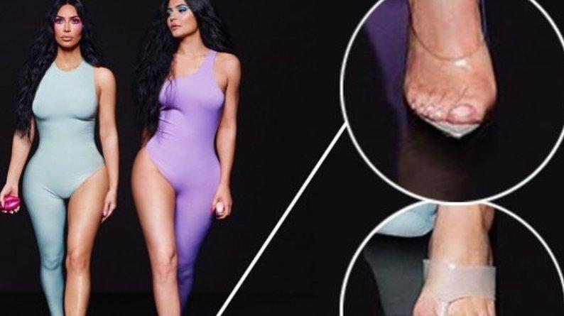 Kim Kardashian ima po zaslugi Photoshop kiksa 6 prstov