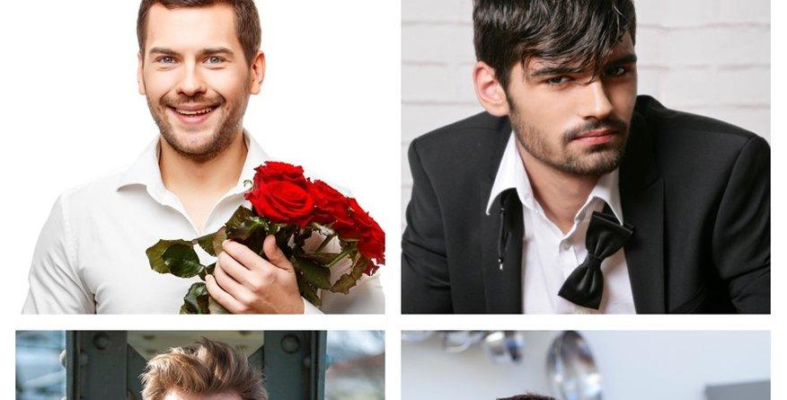 KVIZ: Kakšen je tvoj sanjski moški?