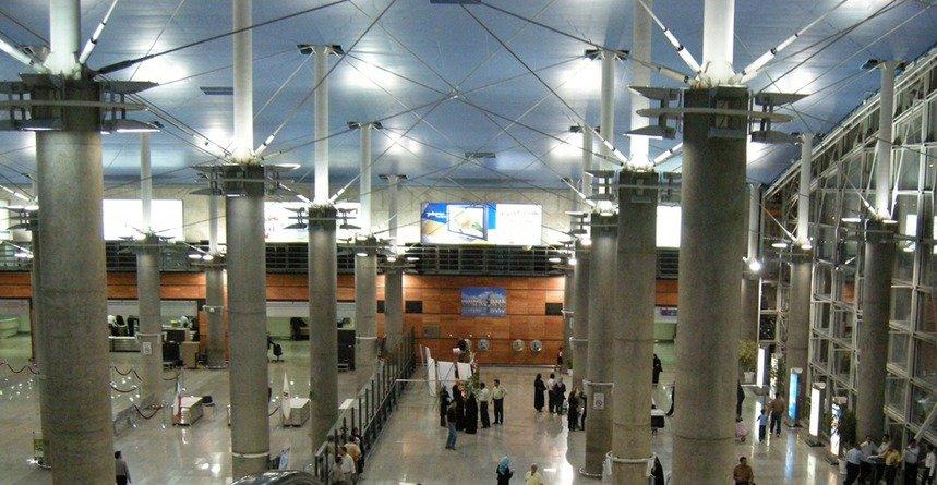 Je letališče v Teheranu res 'tržnica smrti'?