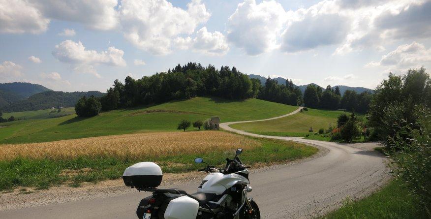 Izlet z motorjem: Vzhodna Slovenija s startom v Maribor