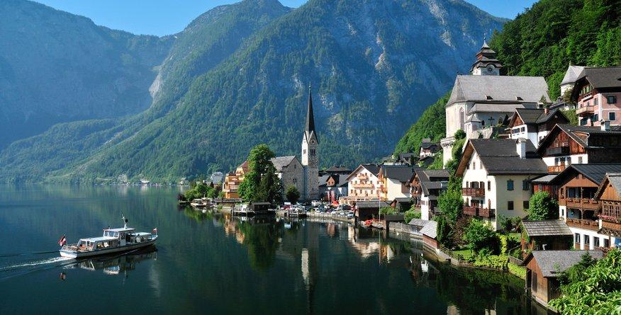 5 idej za enodnevni izlet v Avstrijo