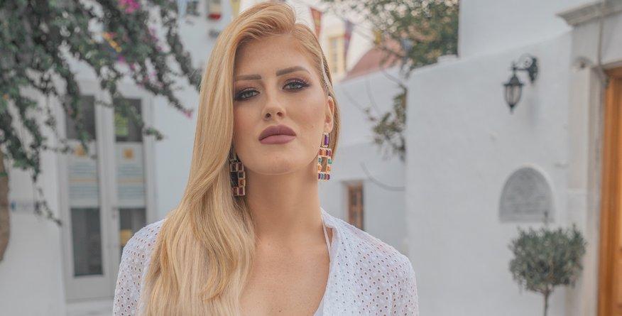 Nina Donelli iskreno: Nisem popolna!