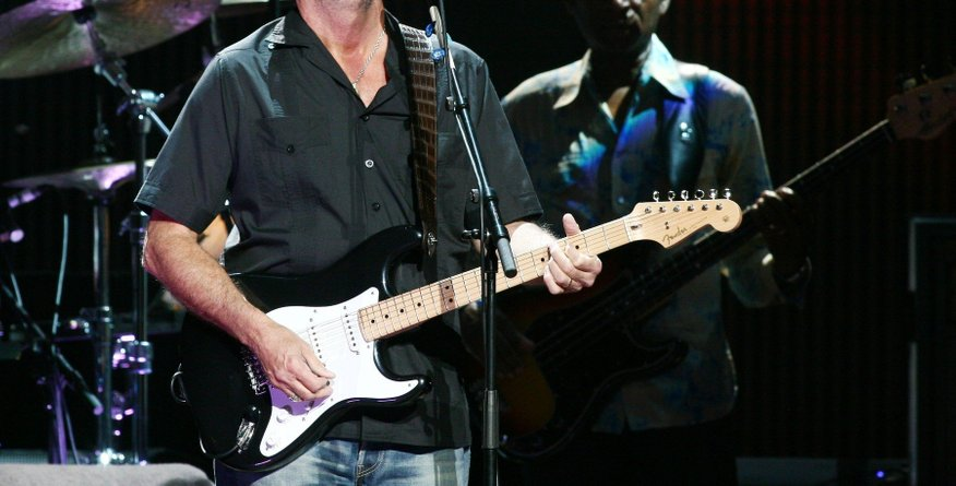 Eric Clapton bo izdal poseben album