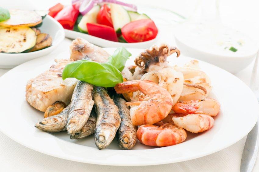 Ribe v prehrani nosečnice - 1